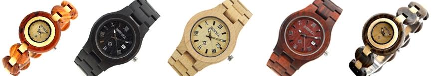 Đồng hồ đeo tay gỗ