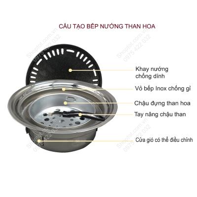 bep nuong cao cap
