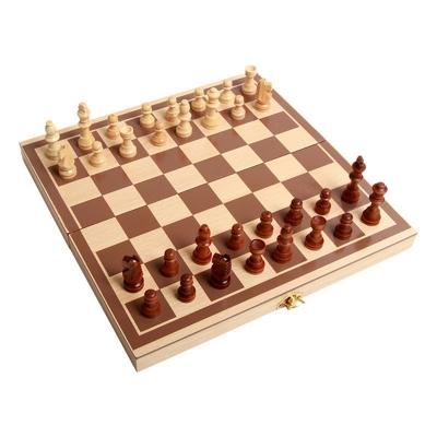 Bộ cờ vua bằng gỗ tự nhiên