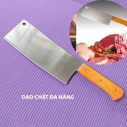 Dao chặt xương, chặt gà đa năng bằng thép không gỉ cao cấp DCDN01