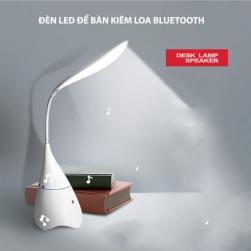Loa bluetooth kiêm đèn học led chống cận để bàn S533–3W