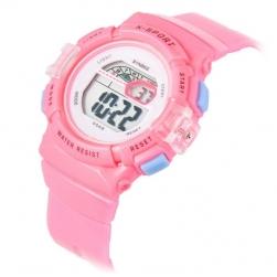 Đồng hồ thể thao dây nhựa trẻ em Synoke 9568