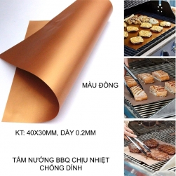 tam nuong BBQ