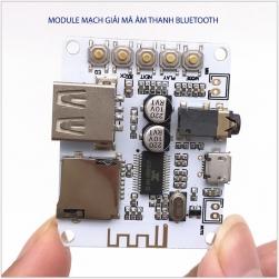 Module mạch giải mã âm thanh bluetooth HW329 Phát nhạc từ USB, thẻ nhớ–5VDC