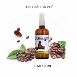 Tinh dầu Cà phê 100% nguyên chất - Lọ 100ml