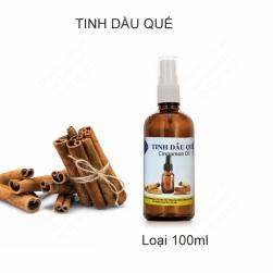 Tinh dầu quế 100% nguyên chất - loại 100ml
