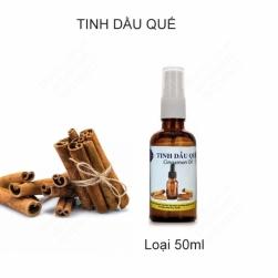 Tinh dầu quế 100% nguyên chất - loại 50ml