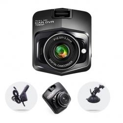 Camera hành trình gắn kính xe hơi độ phân giải 1080P HD-V1 (màu đen)