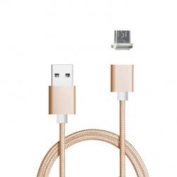 Cáp sạc điện thoại thông minh đầu micro USB có từ tính tự hút (Android)
