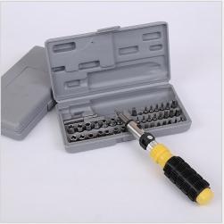 Bộ dụng cụ đồ nghề vặn ốc vít 41 món