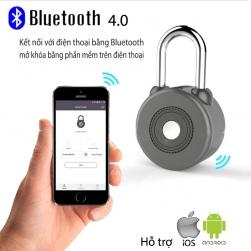 Khóa thông minh G801 mở bằng smartphone kết nối Bluetooth (hỗ trợ Android và IOS)