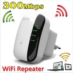 Bộ khuếch đại – lặp sóng Wifi (Wifi Repeater) 300Mbps không dây