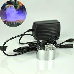 Máy tạo sương mù mini kèm đèn led 12 bóng cho tiểu cảnh, hồ cảnh