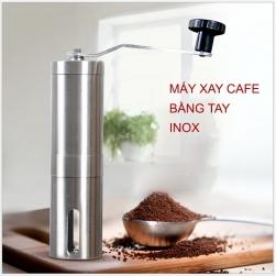 Máy xay cà phê bằng tay làm bằng thép inox không gỉ