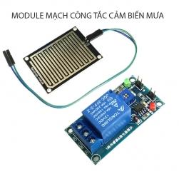 Module mạch công tắc cảm biến mưa M1201