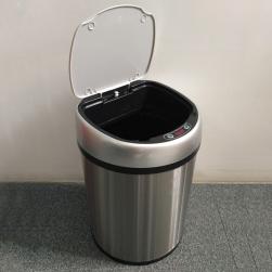 Thùng rác thông minh cảm biến tự động đóng mở có pin sạc (loại 8 Lít)