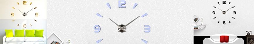 Đồng hồ treo - dán tường (DIY)