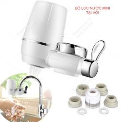 Bọ lọc nước mini tại vòi ZSW010A, loại bỏ cặn bẩn và Clo còn dư