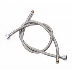Bộ 2 dây nối mềm cho chậu rửa mặt và chậu bếp inox 304 dài 50cm