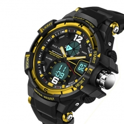 Đồng hồ thể thao hiển thị kim và số KB289