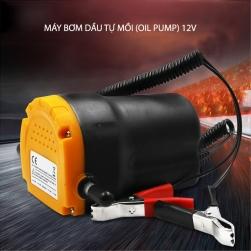 Máy bơm dầu-oil Punp tự mồi 12V-60W