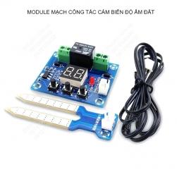 Module mạch công tắc cảm biến độ ẩm của đất kỹ thuật số M214