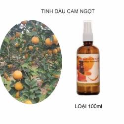 Tinh dầu Cam ngọt 100% nguyên chất lọ 100ml