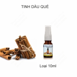 Tinh dầu quế 100% nguyên chất - loại 10ml