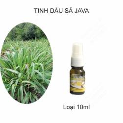 Tinh dầu sả JAVA 100% nguyên chất - loại 10ml