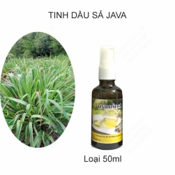 Tinh dầu sả JAVA 100% nguyên chất - loại 50ml