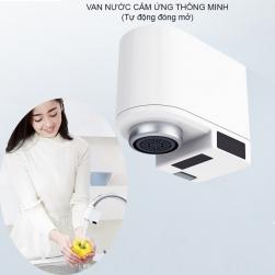 Đầu vòi nước cảm biến thông minh tự động bật tắt J1011