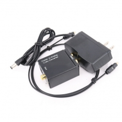 Bộ chuyển đổi âm từ quang (Optical PDIF) sang Analog stereo R/L (cổng ra hoa sen)