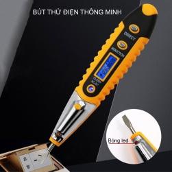 Bút thử điện thông minh đa năng có đèn Led C01