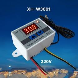Công tắc cảm biến nhiệt độ đa năng W3001-220V với đầu cảm biến rời chống nước