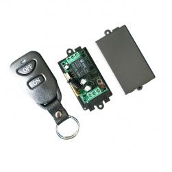 Bộ điều khiển từ xa AG-C101-12VDC học lệnh kèm điều khiển (remote) bằng sóng Radio RF 433Mhz