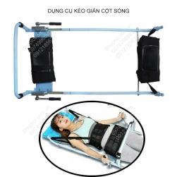 Dụng cụ kéo giãn cột sống cho người đau lưng, thoát vị đĩa đệm, thoái hóa cột sống B03