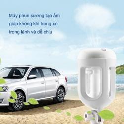Máy tạo ẩm và khử mùi xe hơi J01