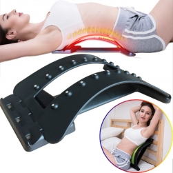 Dụng cụ massage hỗ trợ tập lưng và cột sống, giảm thoái hóa đốt sống lưng, đốt sống cổ và thoát vị đĩa đệm